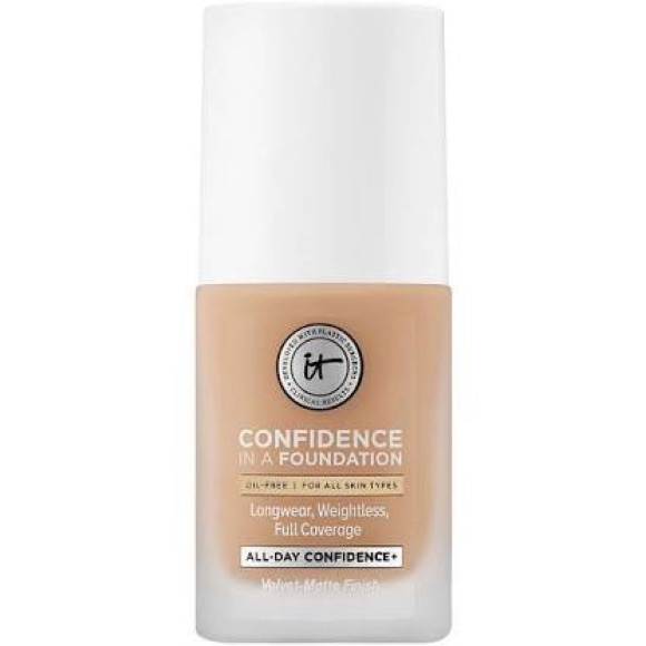 it cosmetics Other - Confidence in a Foundation - Medium Sand 210